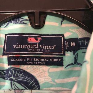 Vineyard Vines Shirts - NWT men's Medium Vineyard Vines Sailfish Shirt